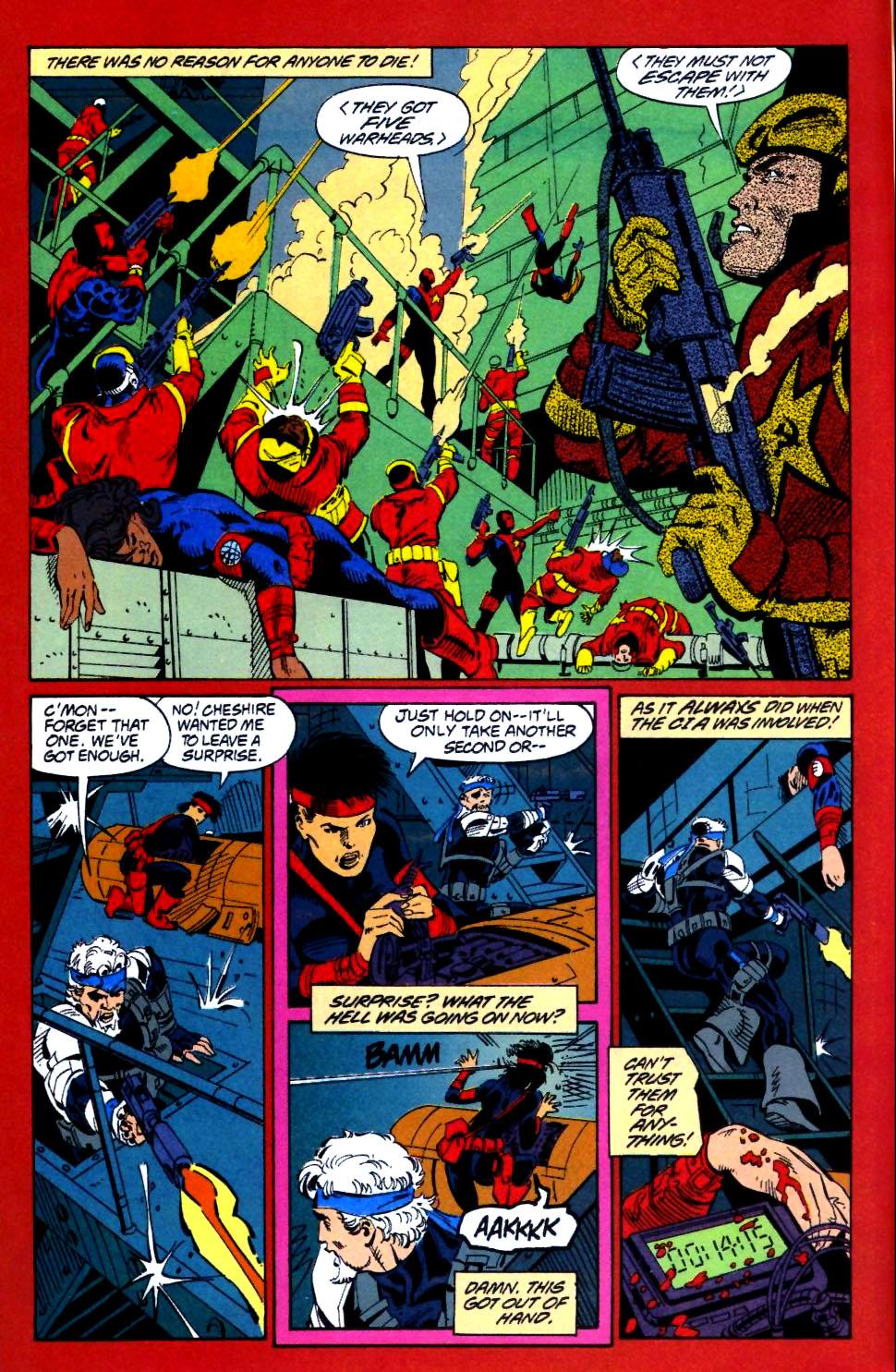 Deathstroke (1991) Issue #19 #24 - English 11