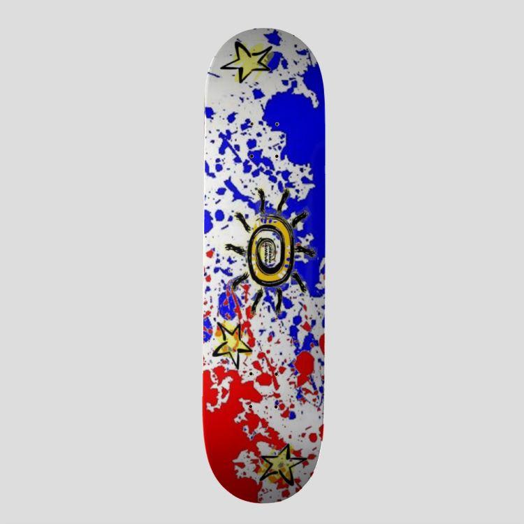 Skateboard deck designs top skateboard deck design in - Skateboard dessin ...