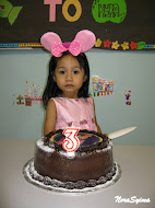 Kyra's 3rd Birthday