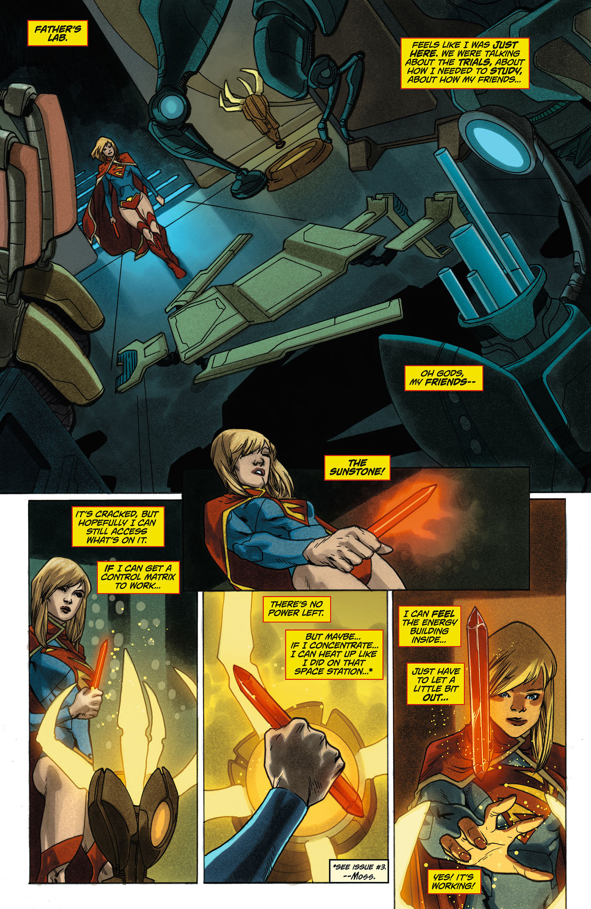 Supergirl (2011) Issue #5 #7 - English 8