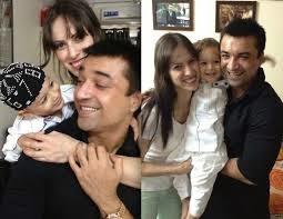 Ajaz khan Family