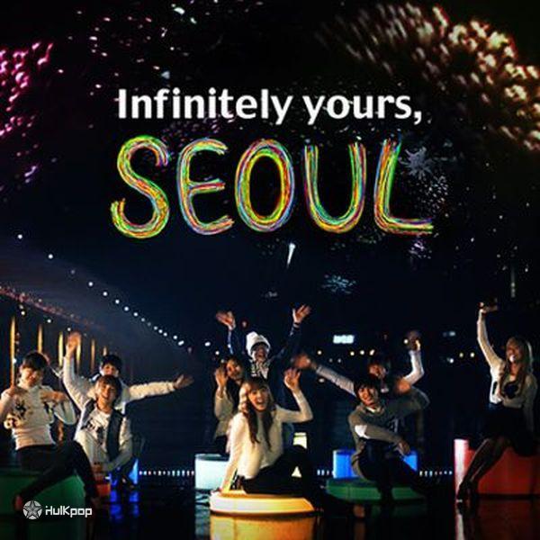 Girls' Generation, Super Junior – SEOUL – Single