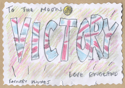 Victory by Barnaby Hughes
