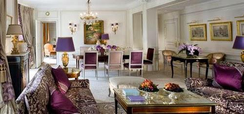 Royal Suite - Hotel Plaza Athénée