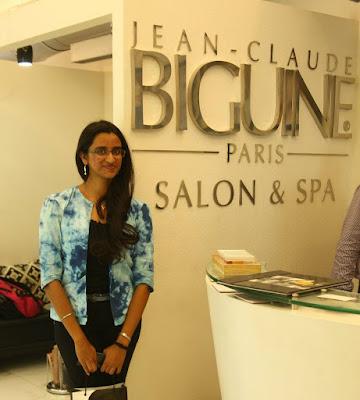Blogger Party at Jean Claude Biguine Spa feat Women's Web image