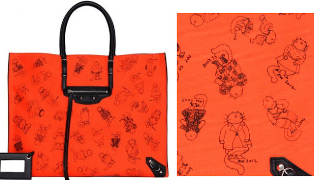 balengiaga pumpking bag by Grace Coddington, diy,fashion diy