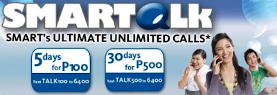 SMART Unlimited Call