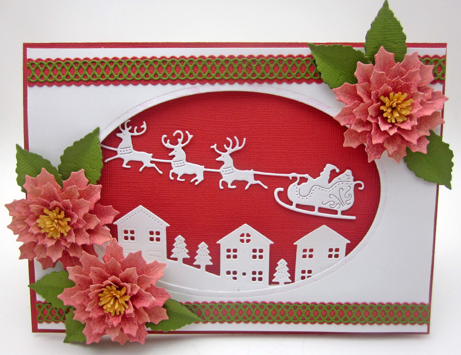Time to Make the Christmas Cards - Cheery Lynn Designs Inspiration Blog