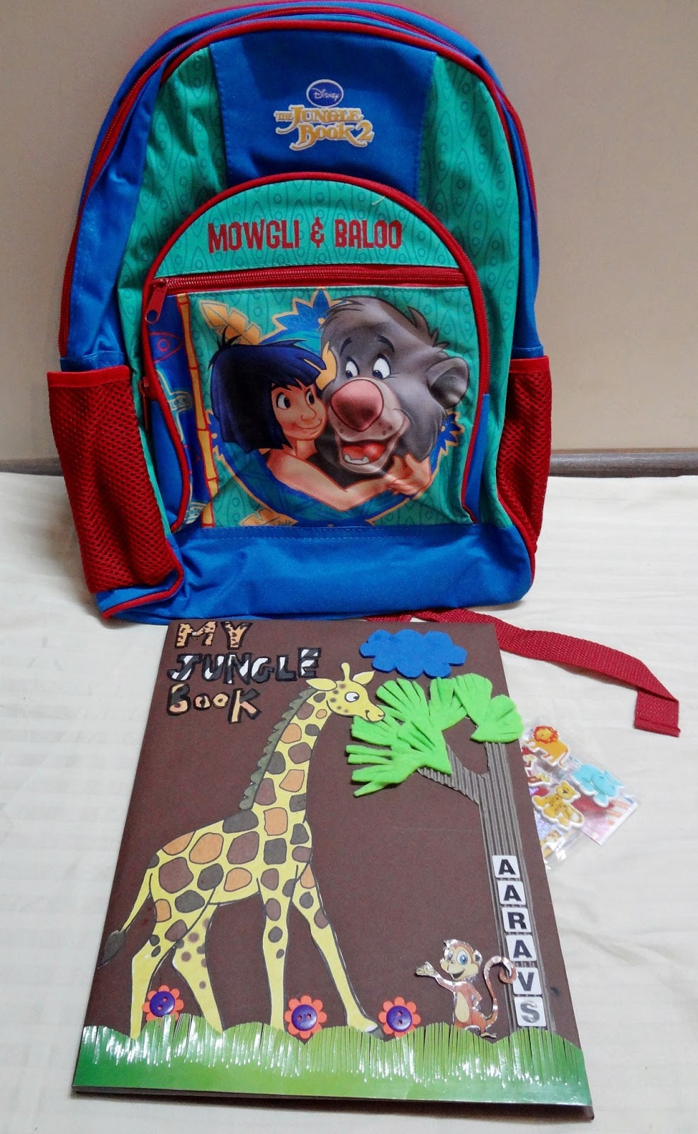Jungle scrapbook ideas - This Idea Is Not Necessarily For The Cover Page Of Scrapbooks You Can Use It In Greeting Cards Or To Cover A Box Or An Envelope We All Love Ideas So