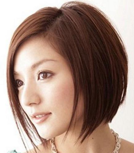 Foto Model Rambut Untuk Wajah Bulat