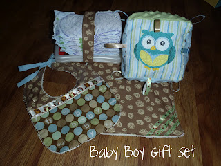 Gift   Baby  on Sunny Day Creative Creations  Baby Boy Gift Set
