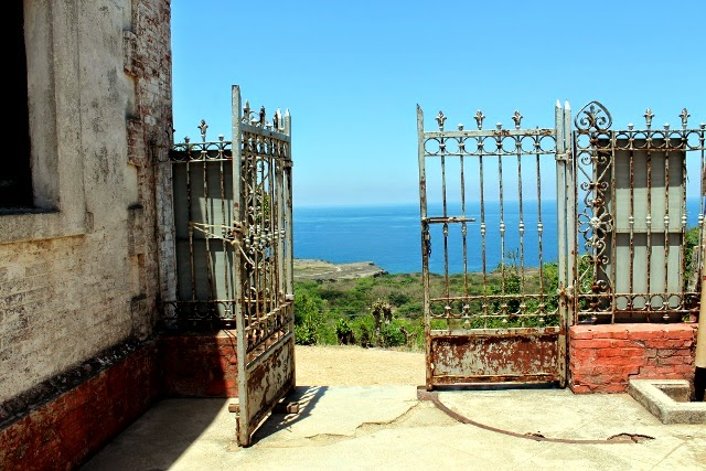 Cape Bojeador Lighthouse, Burgos, Ilocos Norte