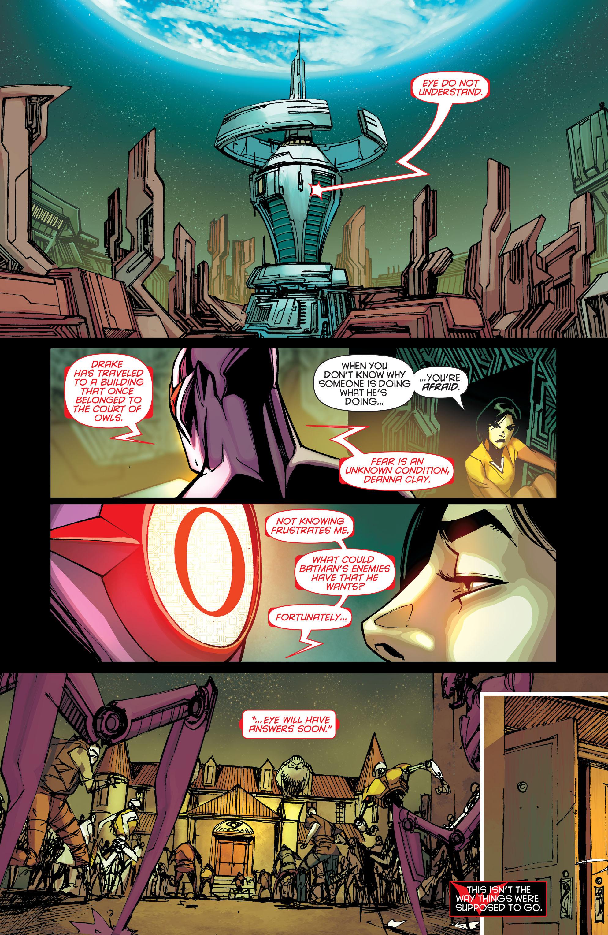 Batman Beyond (2015) Issue #6 #6 - English 4