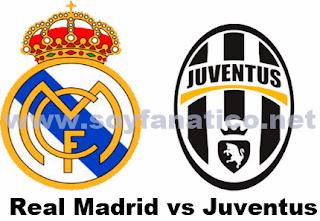 Real Madrid vs Juventus 13 de Mayo 2015