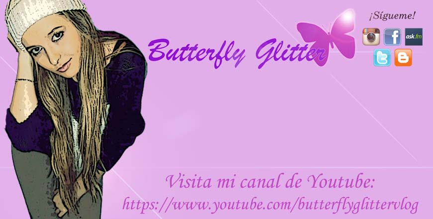 Butterfly Glitter