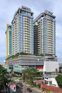 apartemen cambridge condominium city square medan
