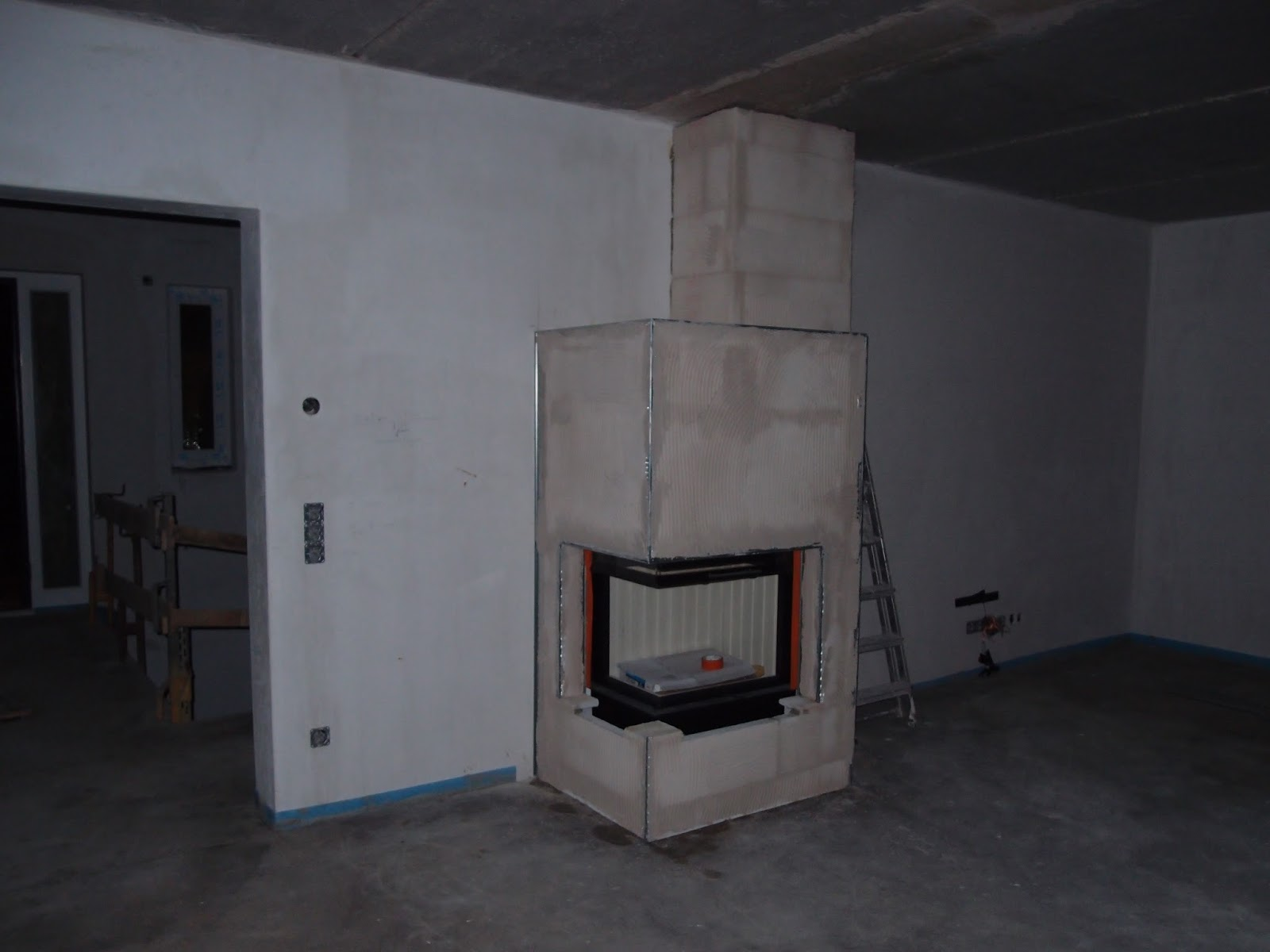 fliesen hinter kamin beste bildideen zu hause design. Black Bedroom Furniture Sets. Home Design Ideas