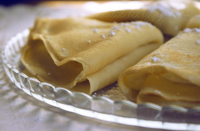 vanilla pancakes aaaledobre.blogspot.com