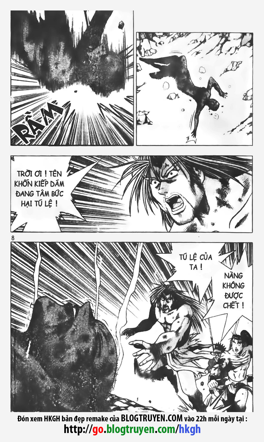 Hiệp Khách Giang Hồ chap 145 page 8 - IZTruyenTranh.com