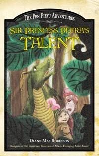 Sir Princess Petra's Talent - The Pen Pieyu Adventures (book 2)
