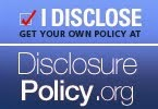My Disclosure Policy....Click!