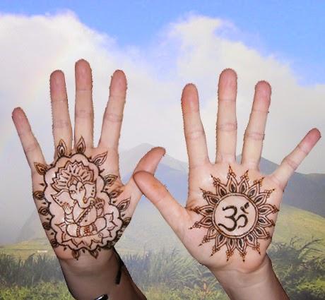 Ganesha Ganpati tattoo design paint art hindu god images pics wallpaper graphic color creative
