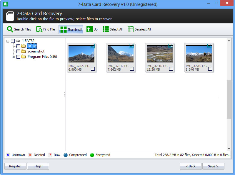 7-Data Memory Card Recovery Software