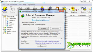 Download Internet Download Manager 6.18 Full Version Gratis