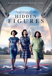 Hidden Figures (2016) BRRip