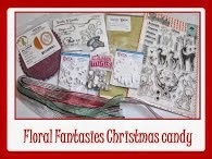 Floral Fantasies Christmas Candy