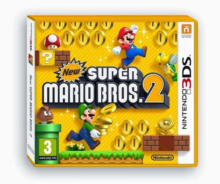 New Super Mario Bros. 2 (Nintendo 3DS) (Español)