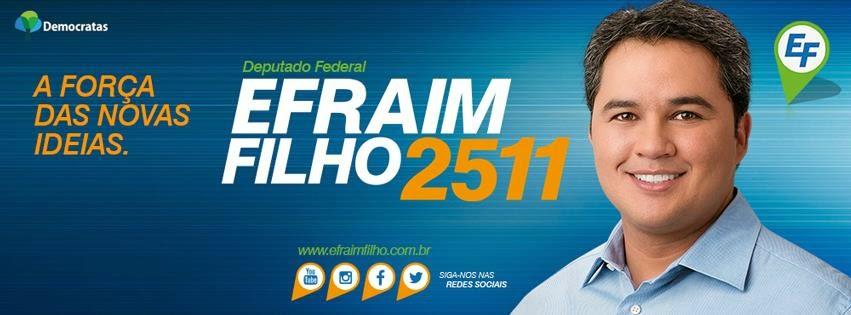 EU SOU 2511 EFRAIM FILHO