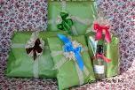 Envolver de regalo 9 ... llegó la Primavera