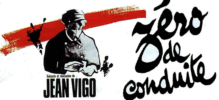 Película: Zéro de conduite de Jean Vigo