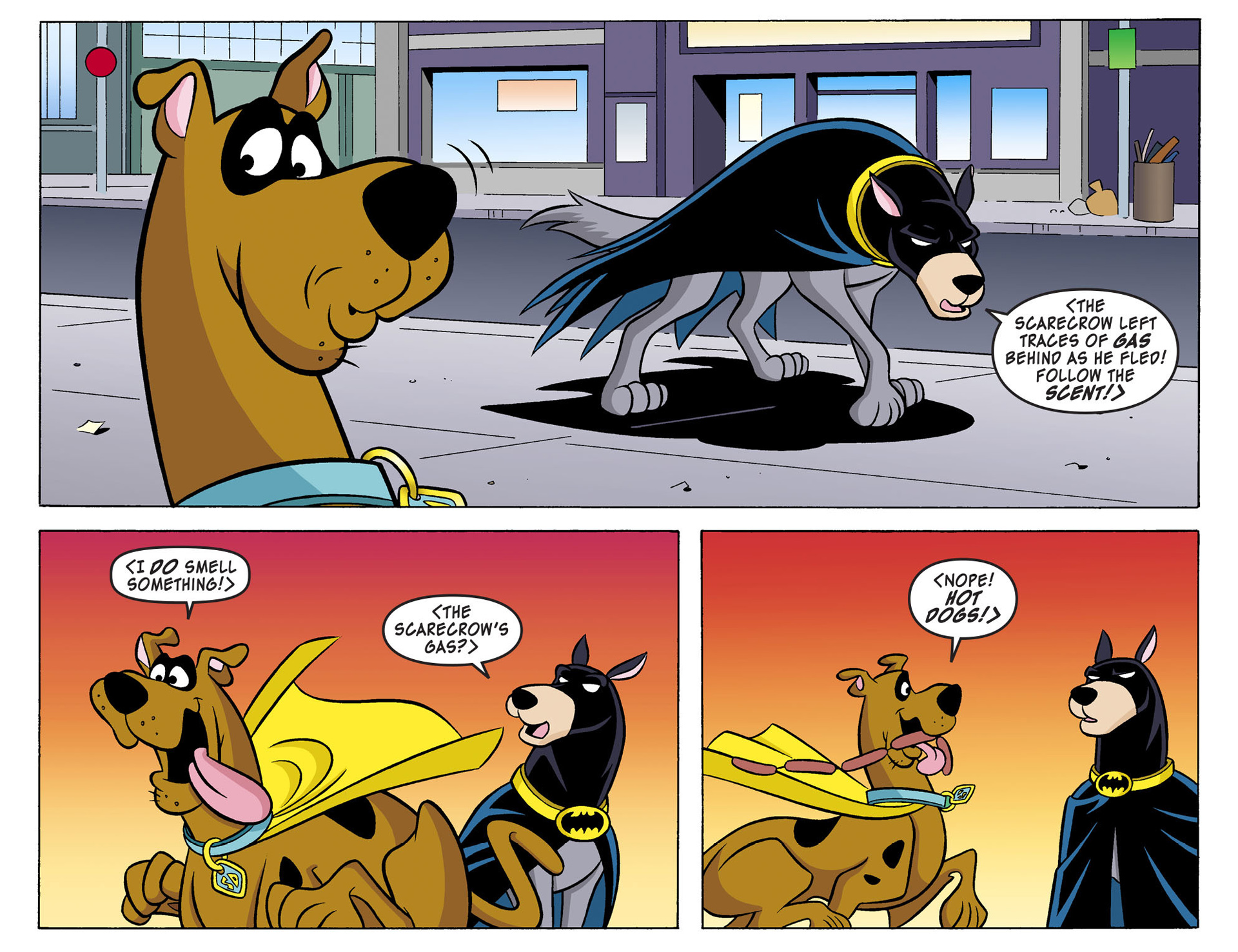 Read online Scooby-Doo! Team-Up comic -  Issue #4 - 5