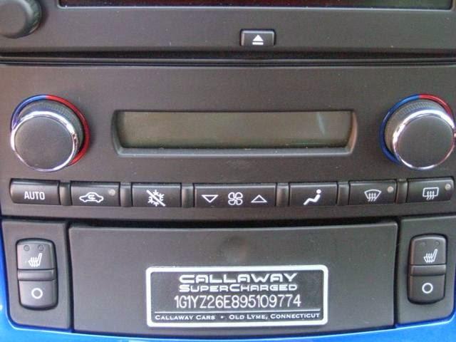 2009 Corvette Z06 Callaway