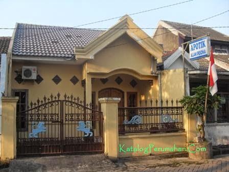Rumah type 36 dan apotik