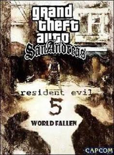 San Andreas Resident Evil 5 World Fallen
