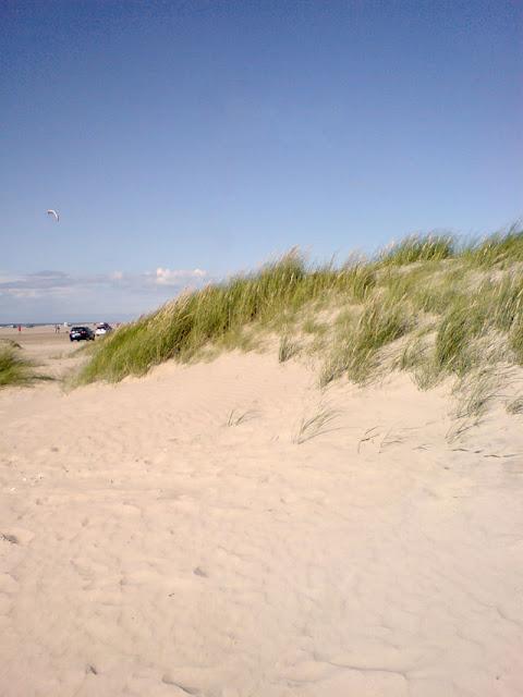 Amalie loves Denmark Nordseeküste Dänemark