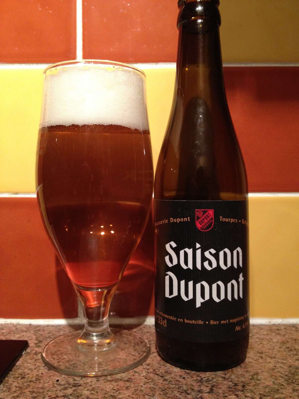 Misplaced Hours Brasserie Dupont Saison Dupont
