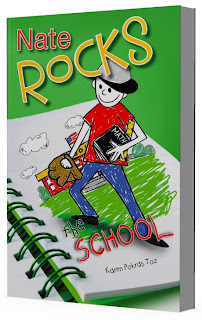 Nate Rocks the School