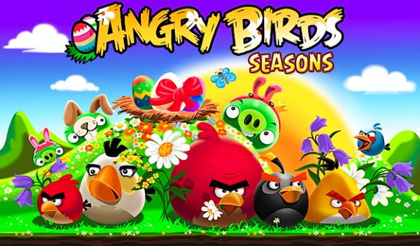 Motivos de Angry Birds - Imagui