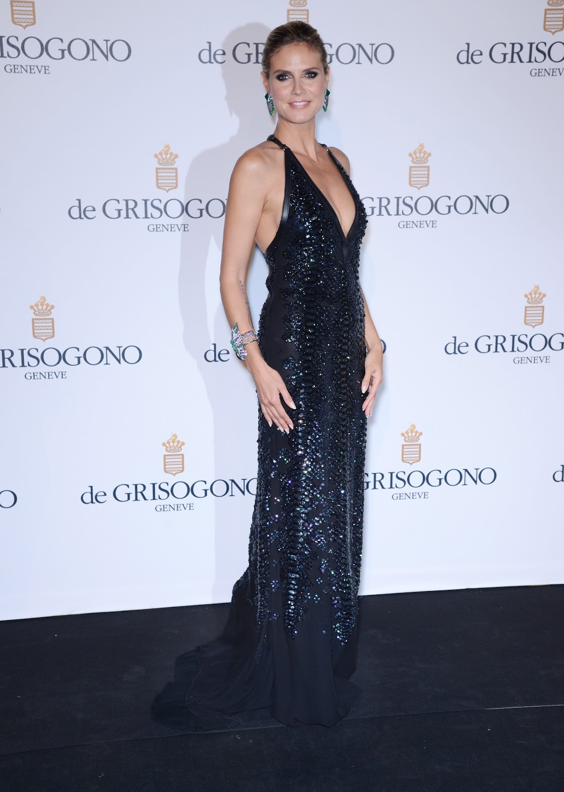 Lily Donaldson & More at the de Grisogono Party in Cannes ...