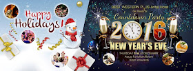 Countdown Party 2016 New Year's Eve