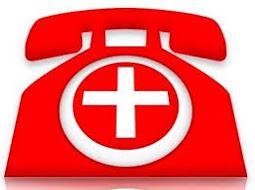 TELÈFONS D'URGÈNCIA I GENERALS