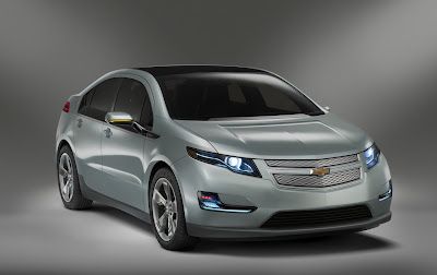 Chevy Volt Production Car