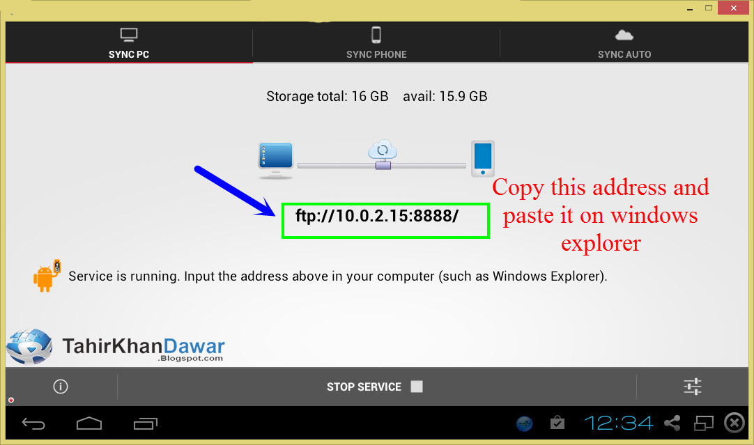 How To Transfer Data From Android To PC Using WIFI
