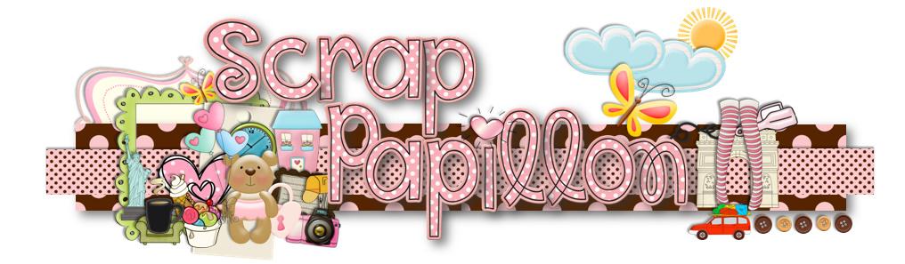 Scrap Papillon
