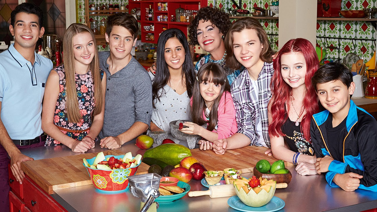 Nickalive nickelodeon usa to premiere quot talia in the kitchen quot