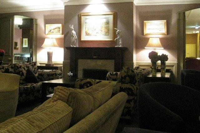 Drawing Room en The Marcliffe at Pitfodels en Aberdeen